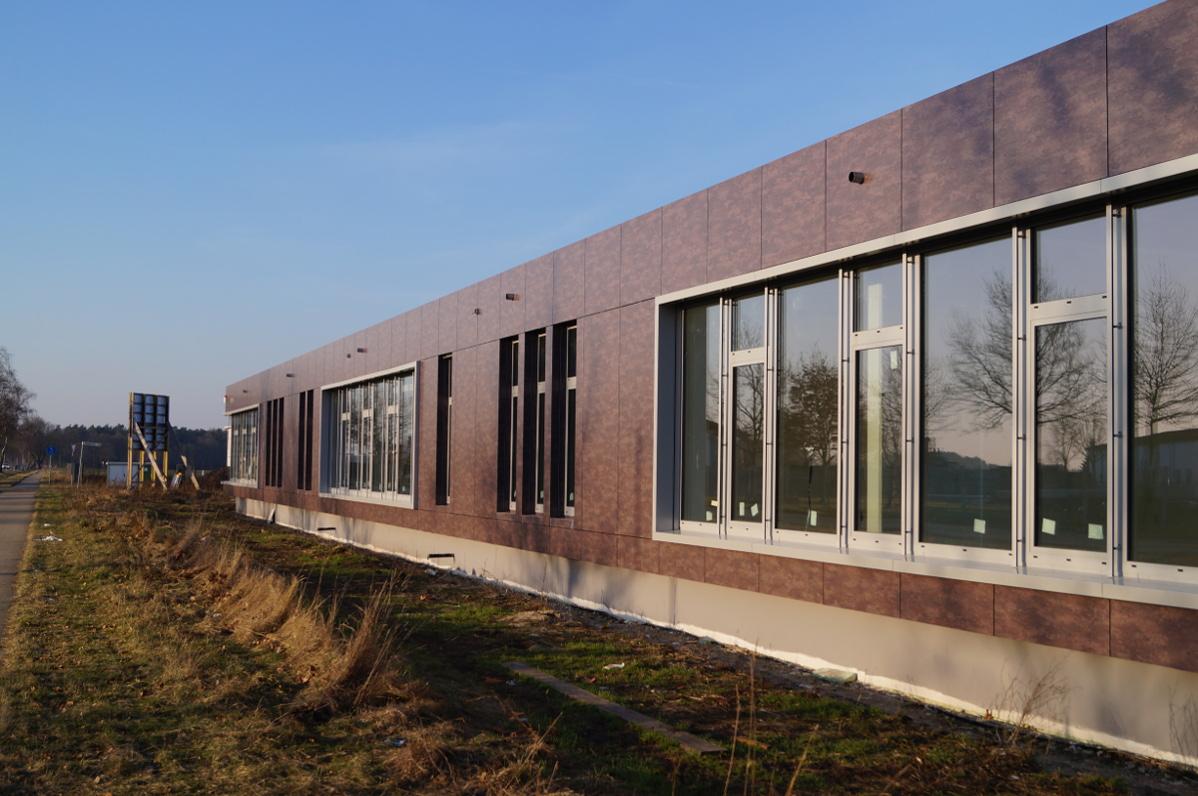 Neubau Kleinburgwedel - Südseite