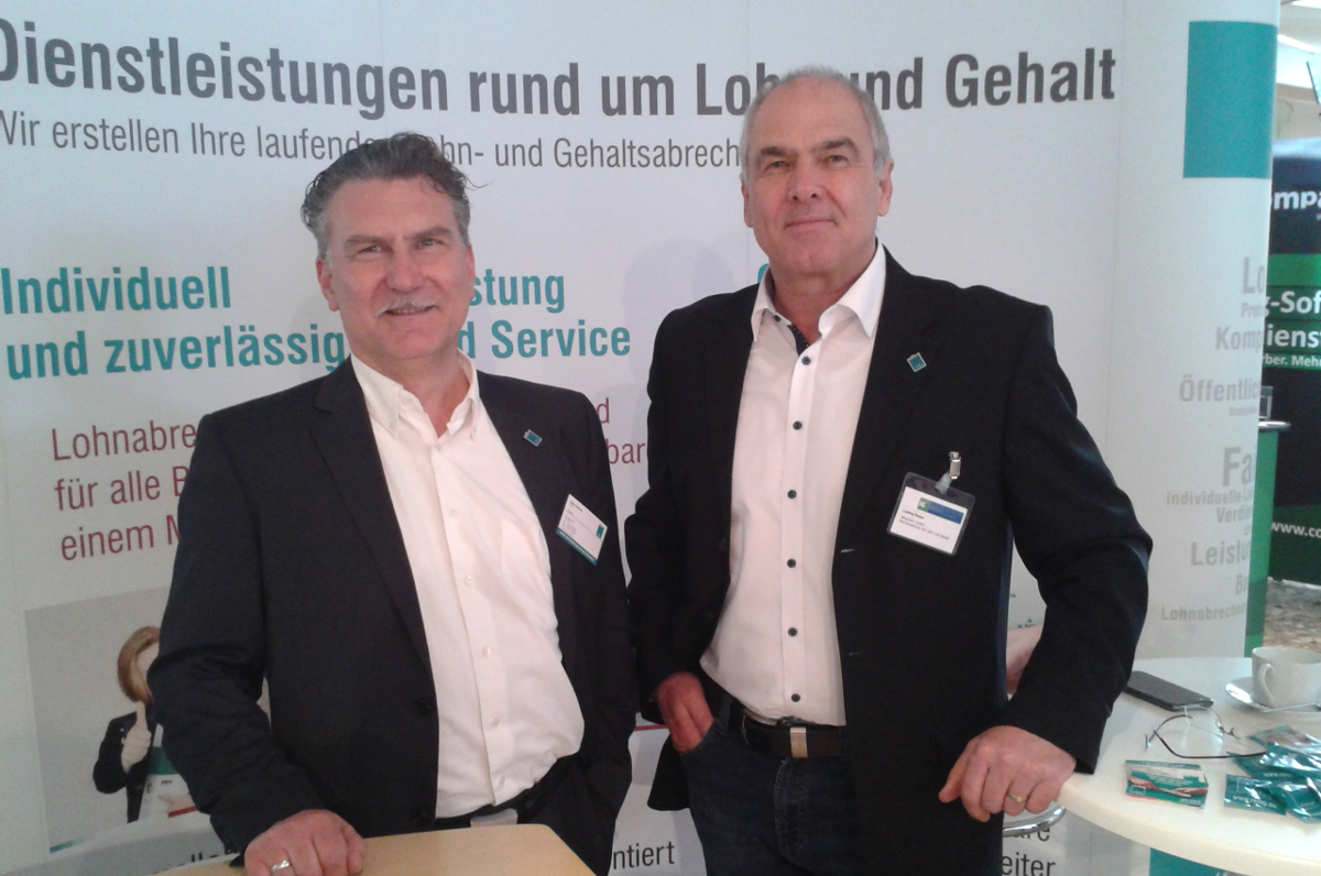 Henning Rodemann und Ludwig Busse