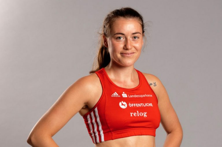 Katja Ramilovic erfolgreich