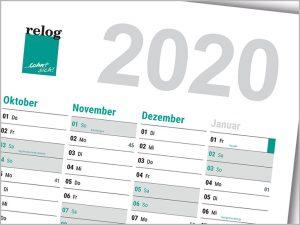 Jahreswechsel 2019/2020