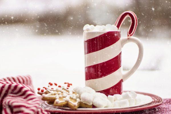 Kekse und Kakao